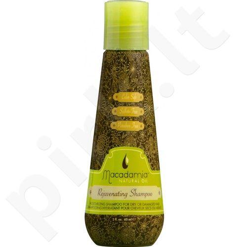 Macadamia Rejuvenating shampunas Dry Hair, kosmetika moterims, 500ml