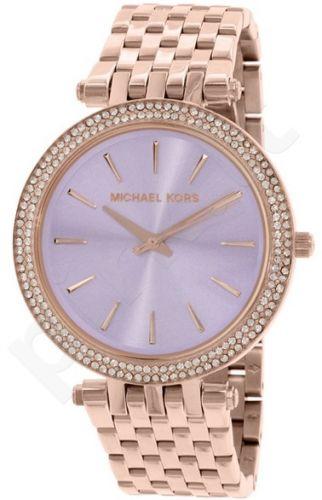 Laikrodis MICHAEL KORS DARCI ROSE GOLD MK3400