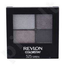 Revlon Colorstay 16 Hour akių šešėliai, kosmetika moterims, 4,8g, (525 Siren)