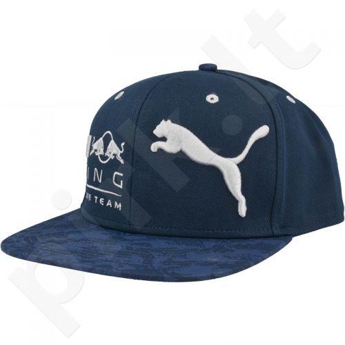 Kepurė  su snapeliu Puma Red Bull LS Block Snapback Cap 05294501