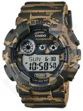 Laikrodis CASIO G-SHOCK CAMO PATTERN MODEL  GD-120CM-5DR