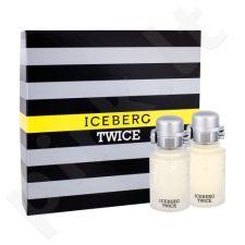 Iceberg Twice rinkinys vyrams, (EDT 75 ml + losjonas po skutimosi 75 ml)