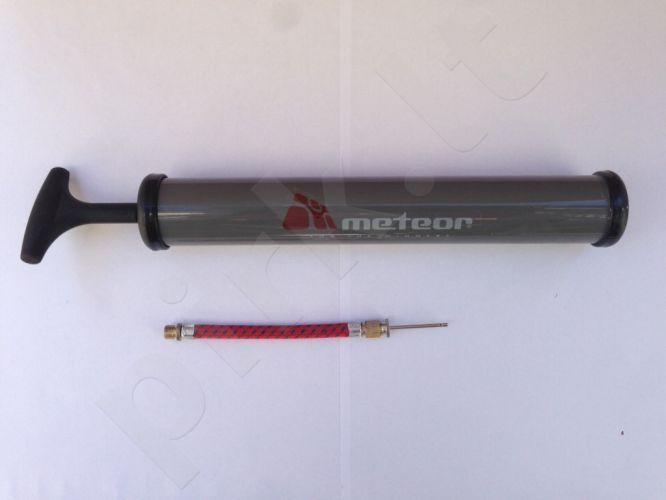 Rankinė pompa su šlangele ir adata Meteor