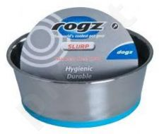 Rogz Dubenėlis Bowzl Slurp Small Blue 650ml
