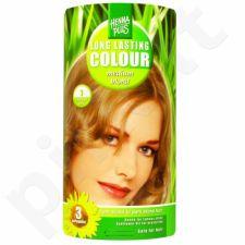HENNAPLUS ilgalaikiai plaukų dažai Medium Blond