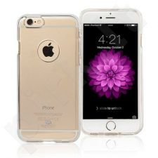 Apple iPhone 6/6S dėklas JELLY hool Mercury permatomas
