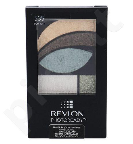 Revlon Photoready Primer, akių šešėliai, kosmetika moterims, 2,8g, (535 Pop Art)