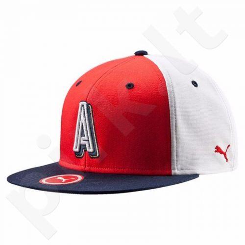 Kepurė  su snapeliu Puma Arsenal FC Stretchfit Cap High Risk M 021072-01