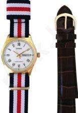 Laikrodis CASIO SPECIAL MTP-V006GL-7 SET 2 STRAPS  MTP-V006GL-7_DW