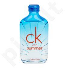 Calvin Klein CK One, Summer 2017, tualetinis vanduo moterims ir vyrams, 100ml