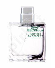 David Beckham Inspired by Respect, tualetinis vanduo vyrams, 60ml