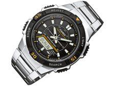 Casio Collection AQ-S800WD-1EVEF vyriškas laikrodis-Solar Chronograph
