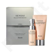 Kanebo Sensai Cellular Performance Lifting Mask rinkinys moterims, (20ml Cellular Performance Lifting Concentrate + 50ml Cellular Performance Lifting Peel-Off Mask)