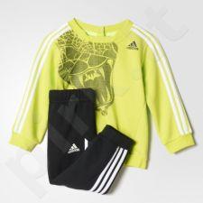 Sportinis kostiumas  Adidas Jogger & Sets Football Crew Jogger Kids AB6993
