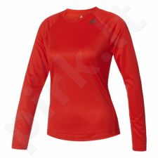 Marškinėliai treniruotėms Adidas Designed 2 Move Longsleeve W BS1924