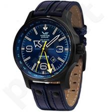 Vyriškas laikrodis Vostok Expedition North Pole-1 Dual Time 515.24H-595C503