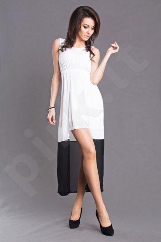 Emamoda suknelė - balta 6102-1