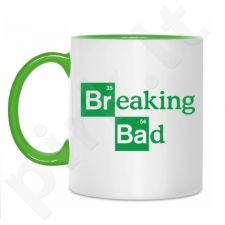 "Puodelis ""Breaking Bad"""