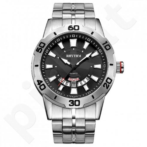 Vyriškas laikrodis Rhythm G1306S02