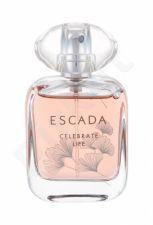 ESCADA Celebrate Life, kvapusis vanduo moterims, 50ml