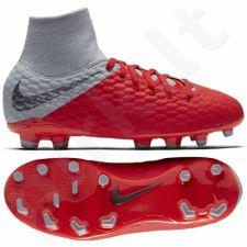 Futbolo bateliai  Nike hypervenom Phantom 3 Academy DF FG Jr AH7287-600