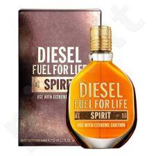 Diesel Fuel for Life Spirit, EDT vyrams, 75ml, (testeris)