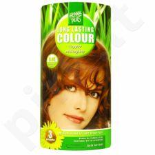 HENNAPLUS ilgalaikiai plaukų dažai Copper Mahagony
