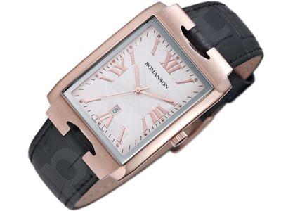 Romanson Classic TL0186MX1RAS6R vyriškas laikrodis