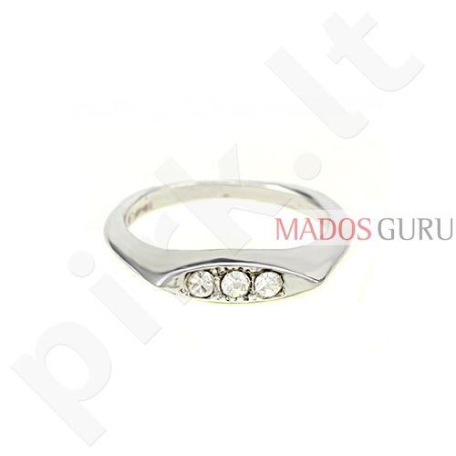 Elegantiškas žiedas Z633