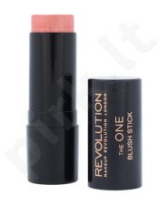 Makeup Revolution London The One skaistalai Stick, kosmetika moterims, 12g, (Rush)