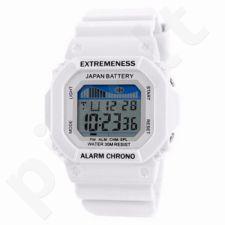 Universalus laikrodis SKMEI DG6918 White