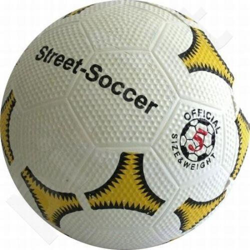 Gatvės futbolo kamuolys Hot Sports, guminis