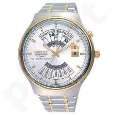 Vyriškas laikrodis Orient FEU00000WW