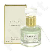 Carven L´Eau, EDT moterims, 100ml, (testeris)