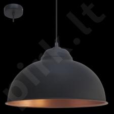 Pakabinamas šviestuvas EGLO 49247 | TRURO 2