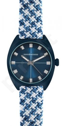 Laikrodis ROCCOBAROCCO PIED DE POULE  RB0084