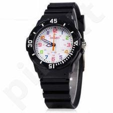 Vaikiškas laikrodis SKMEI AD1043C Kids Black Vaikiškas laikrodis