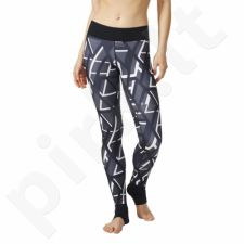 Sportinės kelnės adidas Workout Super Long Tight W AJ5063