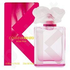 Kenzo Couleur Kenzo Rose-Pink, 50ml, kvapusis vanduo (EDP), moterims