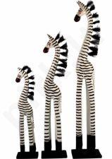 Trijų zebrų komplektas 73725