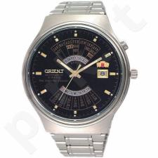 Vyriškas laikrodis Orient FEU00002BW