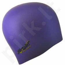Maudymosi kepuraitė  Allright silikoninė violetinė