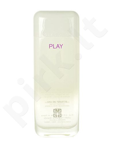 Givenchy Play for Her, EDT moterims, 75ml, (testeris)