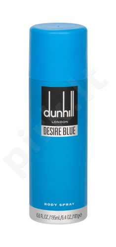 Dunhill Desire, Blue, dezodorantas vyrams, 195ml
