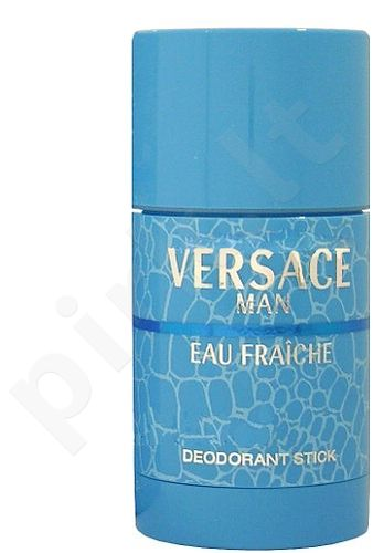 Versace Man Eau Fraiche, pieštukinis dezodorantas vyrams, 75ml