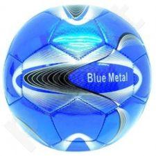 Futbolo kamuolys Blue Metal