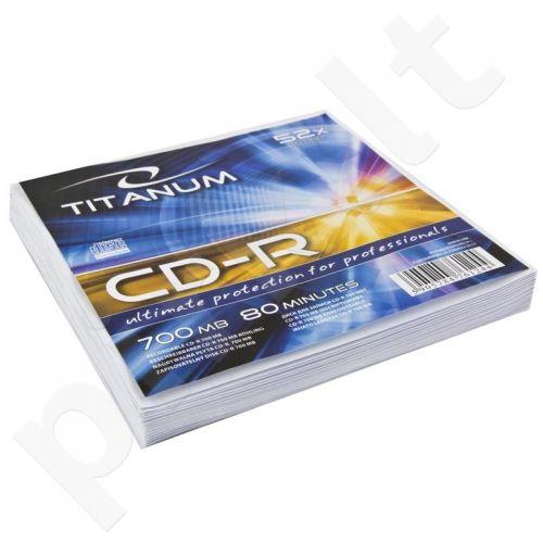 CD-R TITANUM [ vokas 10 | 700MB | 52x ]