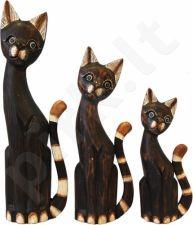 Trijų kačių komplektas 63981