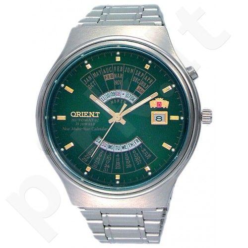 Vyriškas laikrodis Orient FEU00002FW