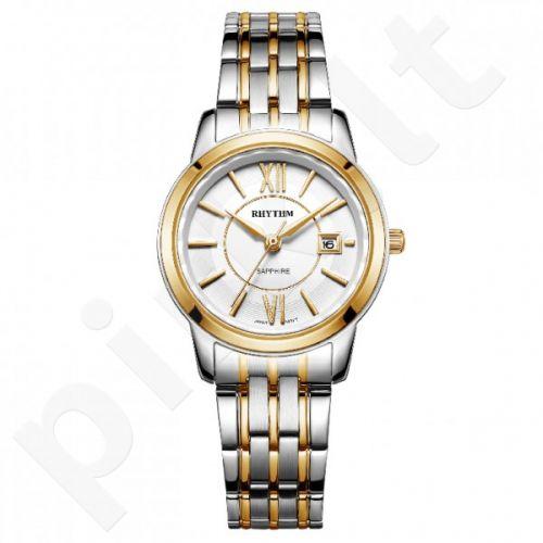 Moteriškas laikrodis Rhythm G1304S03